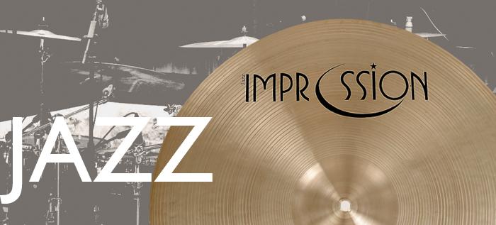 jazz impression cymbals. Black Bedroom Furniture Sets. Home Design Ideas