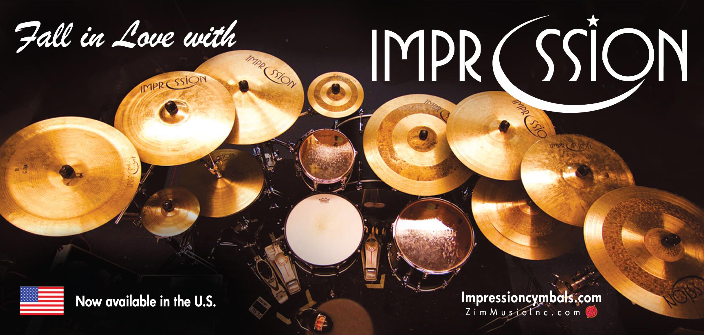 Impression Cymbals USA