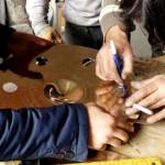 Measuring Holes